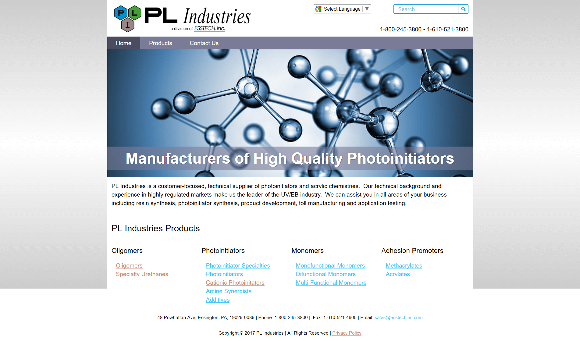 PL Industries
