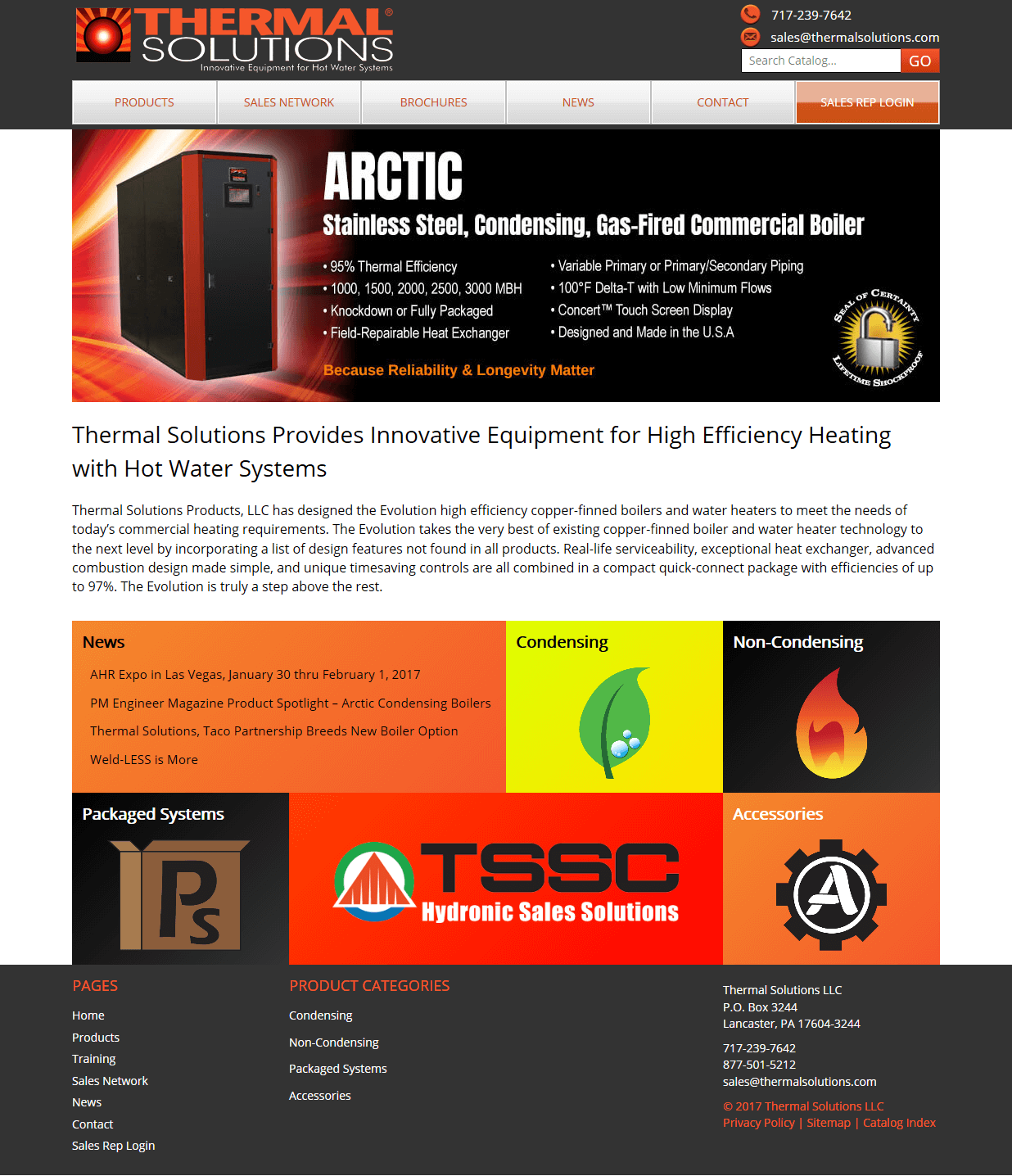 Thermal Solutions, LLC